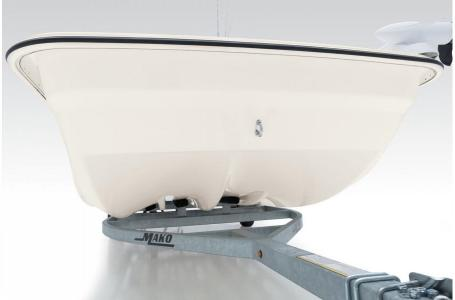 2020 Mako boat for sale, model of the boat is Pro Skiff 17 CC & Image # 6 of 35