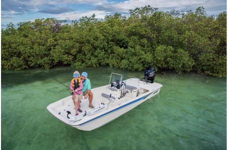 2020 Mako boat for sale, model of the boat is Pro Skiff 17 CC & Image # 8 of 35