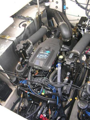 Stbd MercCruiser 350 CID MPI 300hp