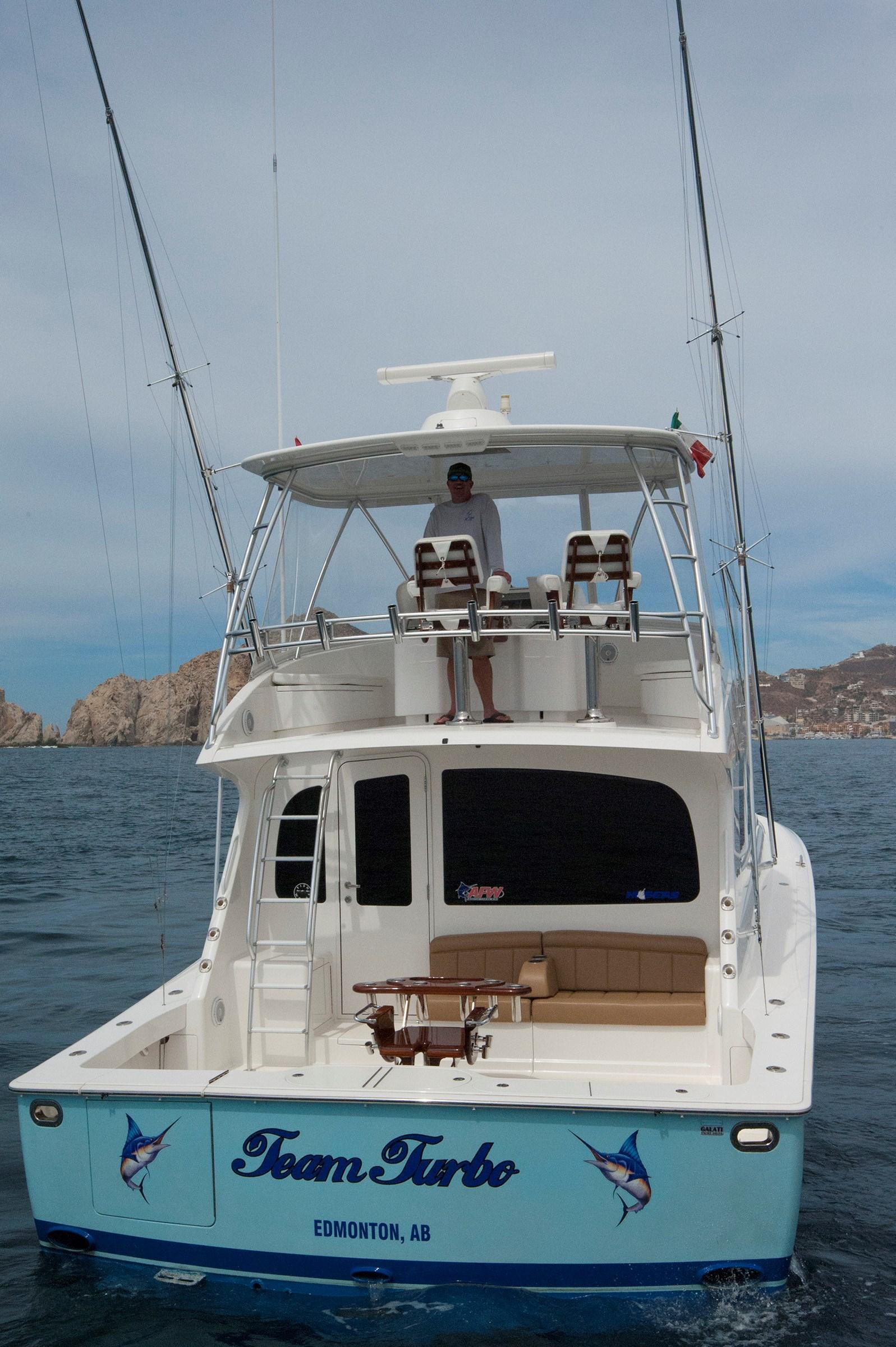 42 Ft Viking 42 Convertible Executive Yacht Canada