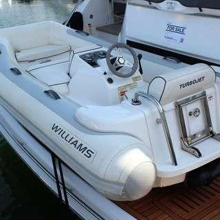 Williams Jet Tenders Turbo Jet 325