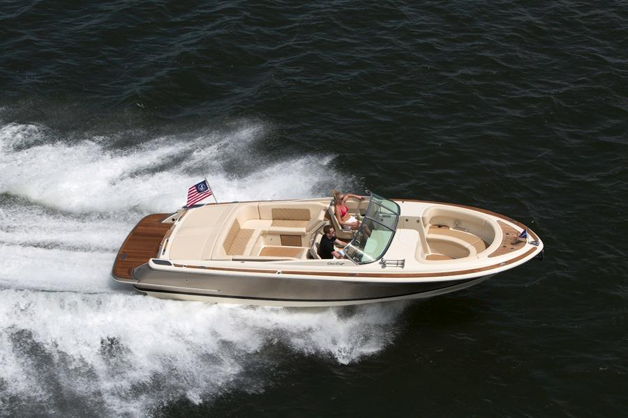 Chris-Craft Launch 28 Heritage Edition