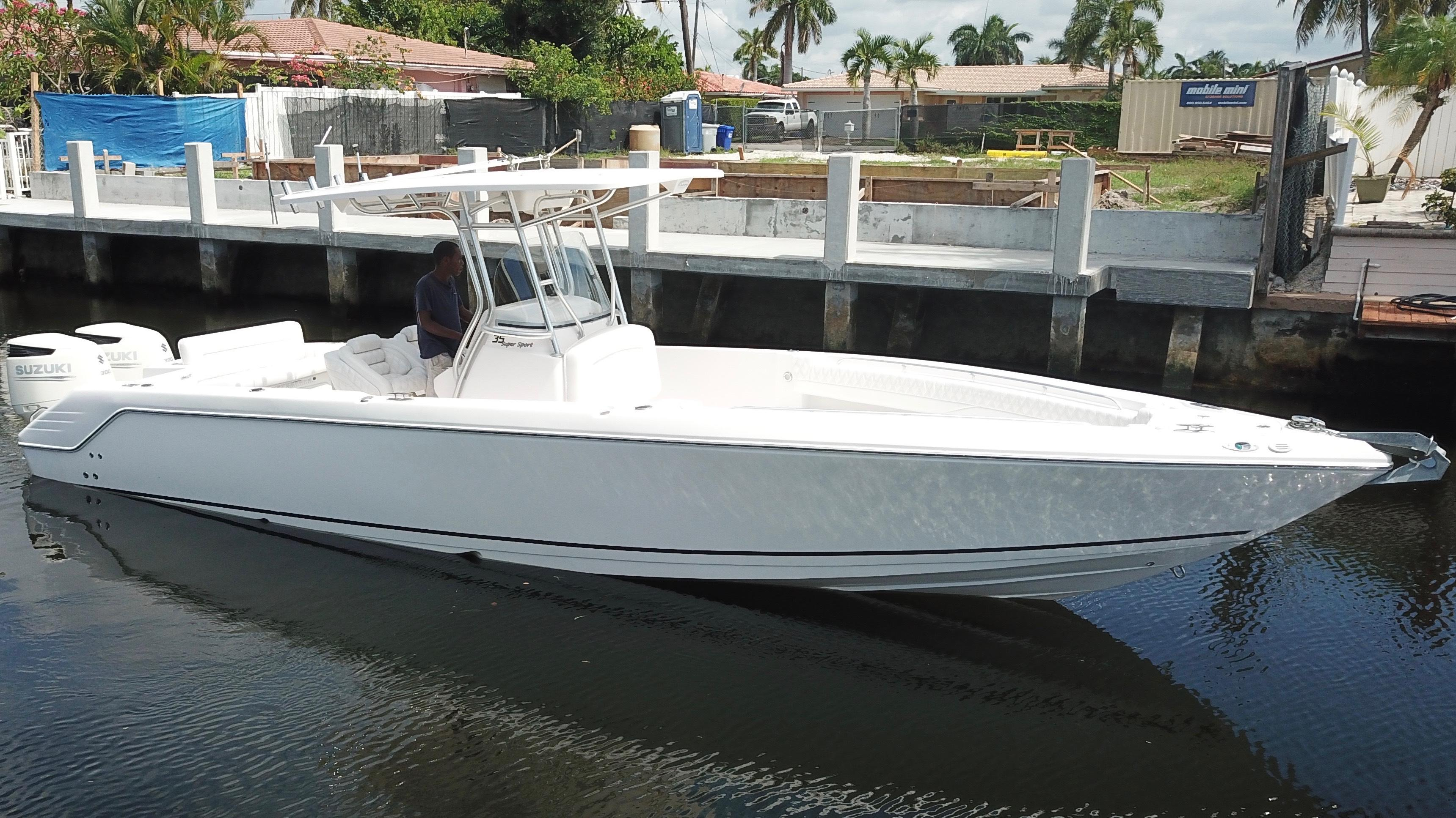 Donzi For Sale >> 32 Donzi 2016 Pompano Beach Denison Yacht Sales