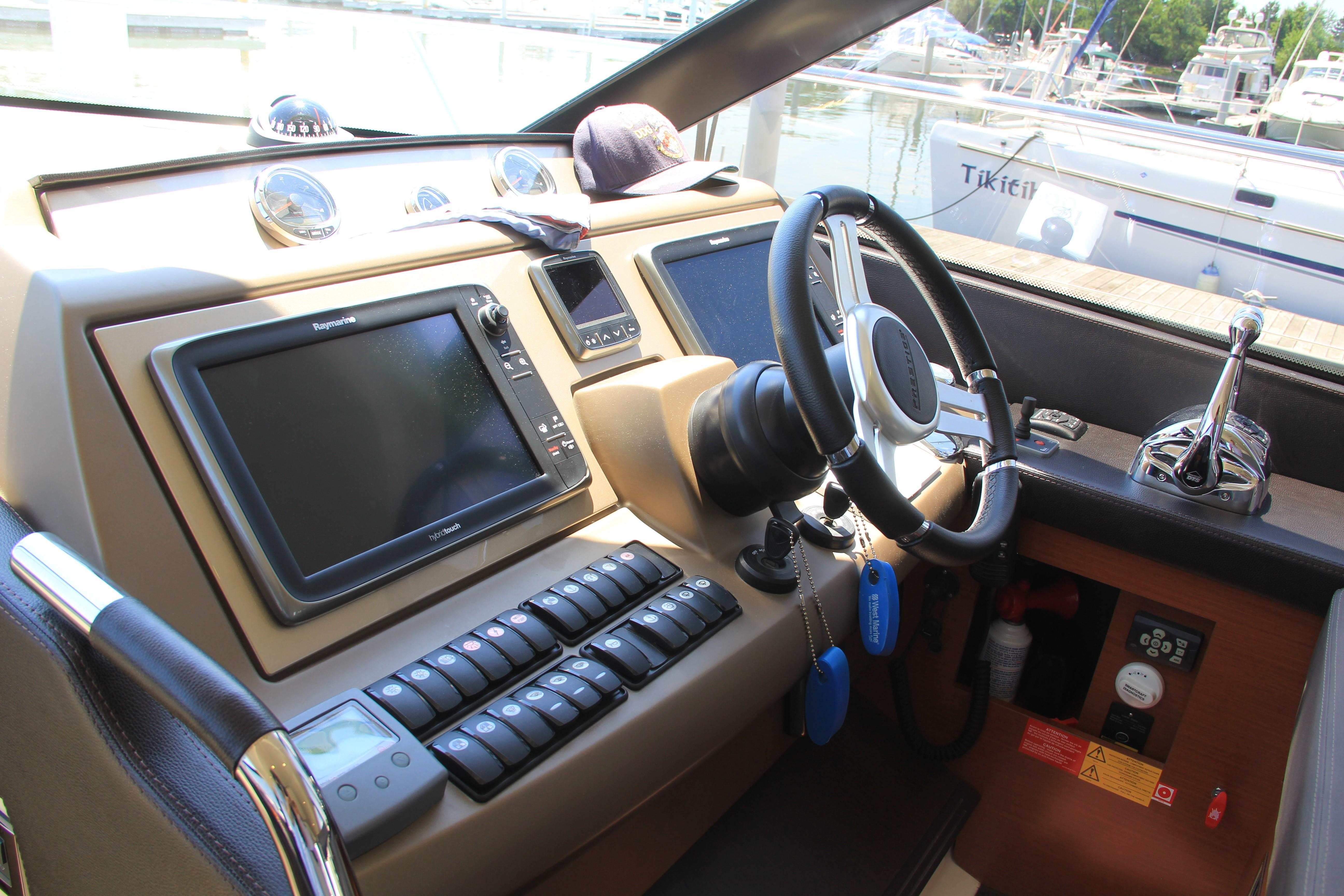 2014 Prestige 550