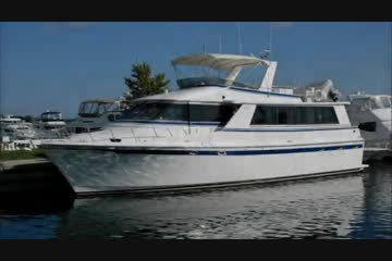 Vantare 58 Flush Deck Motor Yachtvideo