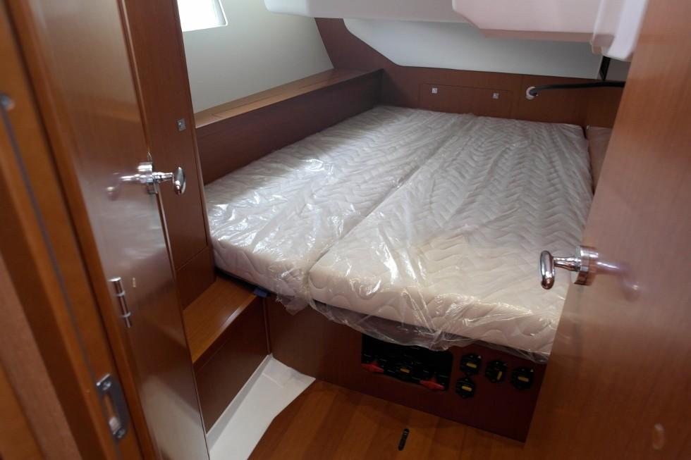 Guest Cabin Starboard aft