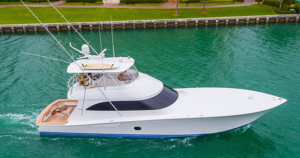 76 viking yachts 2015 zatara for sale in south padre for Viking sport fish
