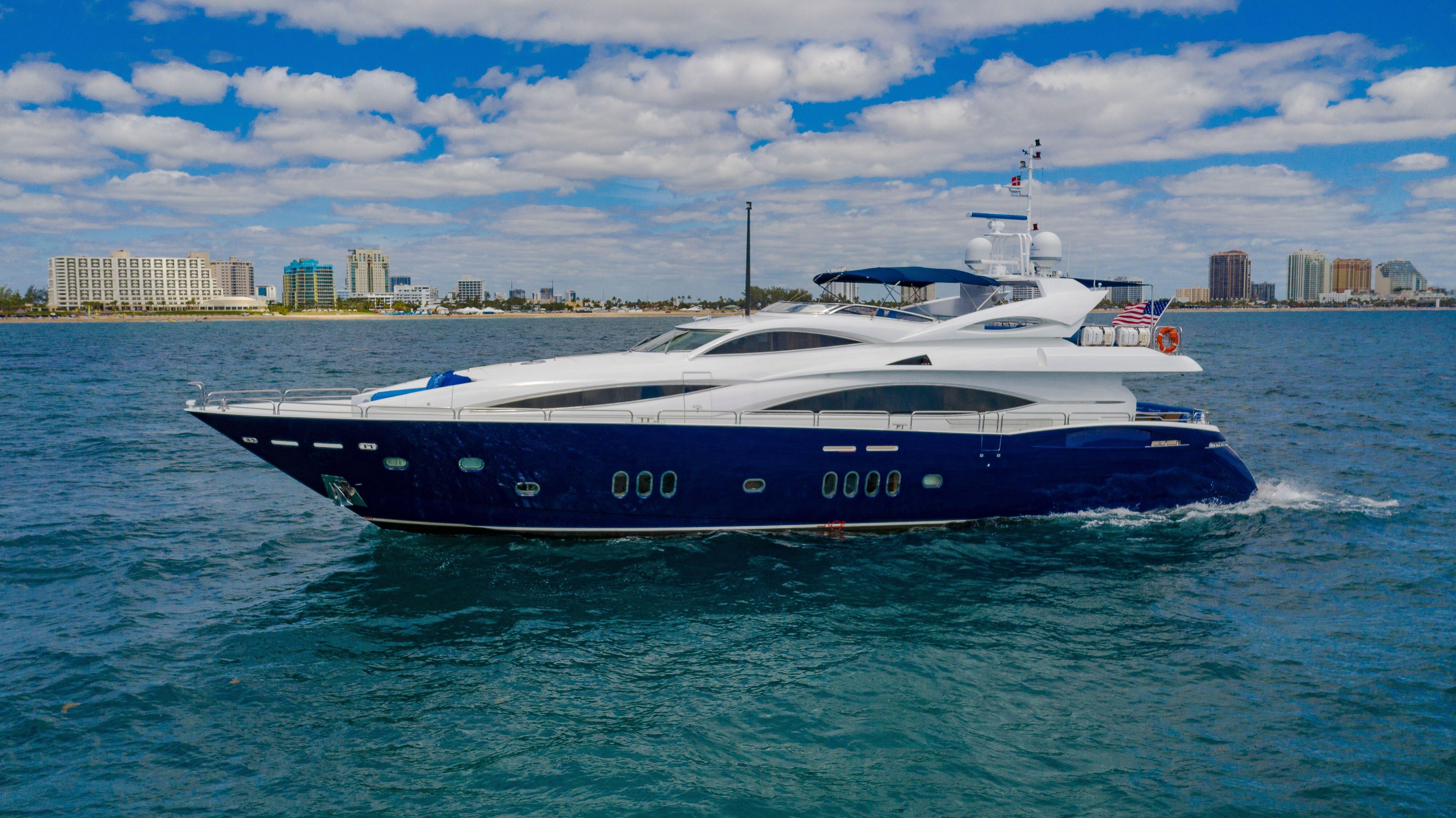 105 ft Sunseeker 105 Yacht
