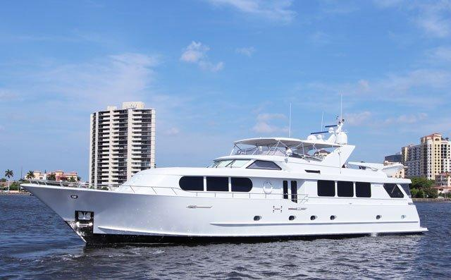 100 broward 2001 my lady for sale in palm beach florida for Palm beach motor yachts for sale
