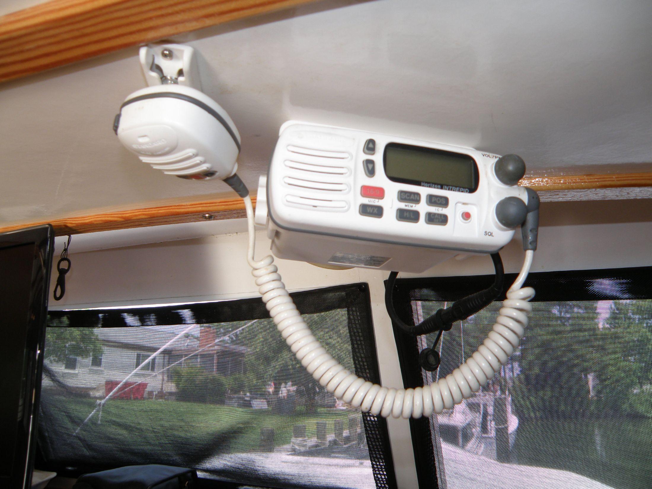 second VHF