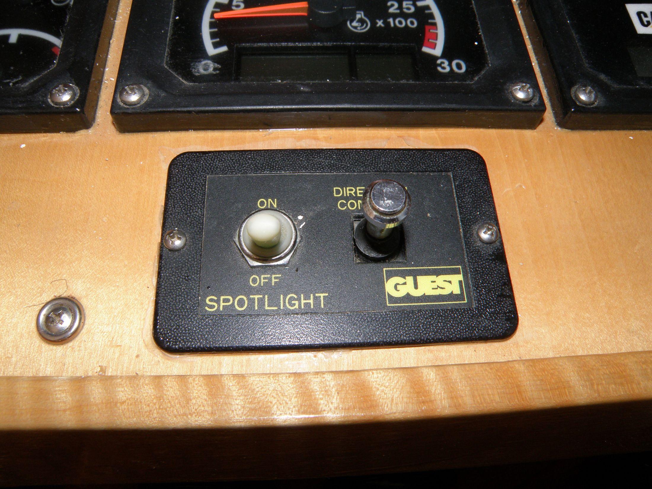 spotlight controller