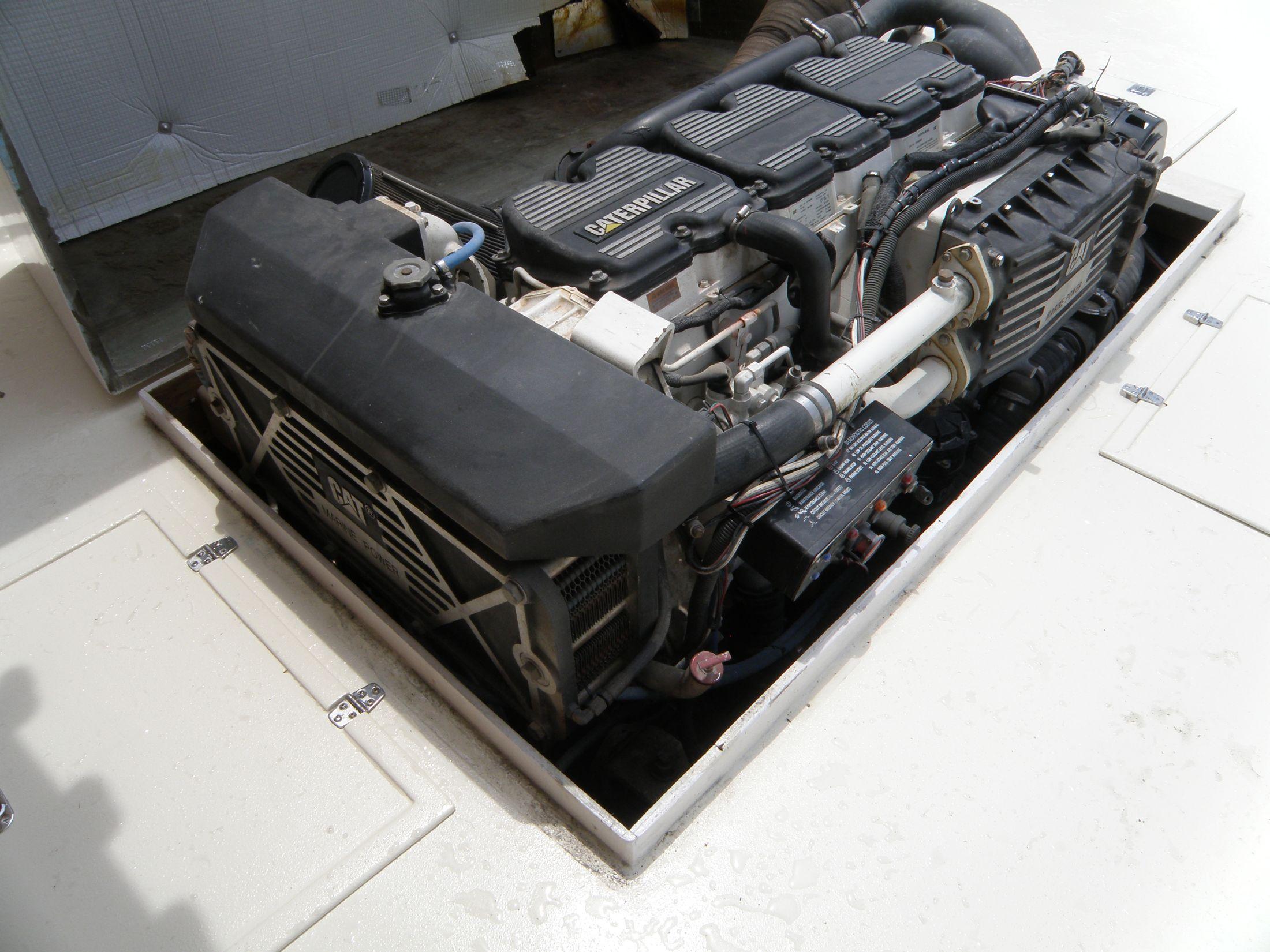 C-18 Cat, 1050hp
