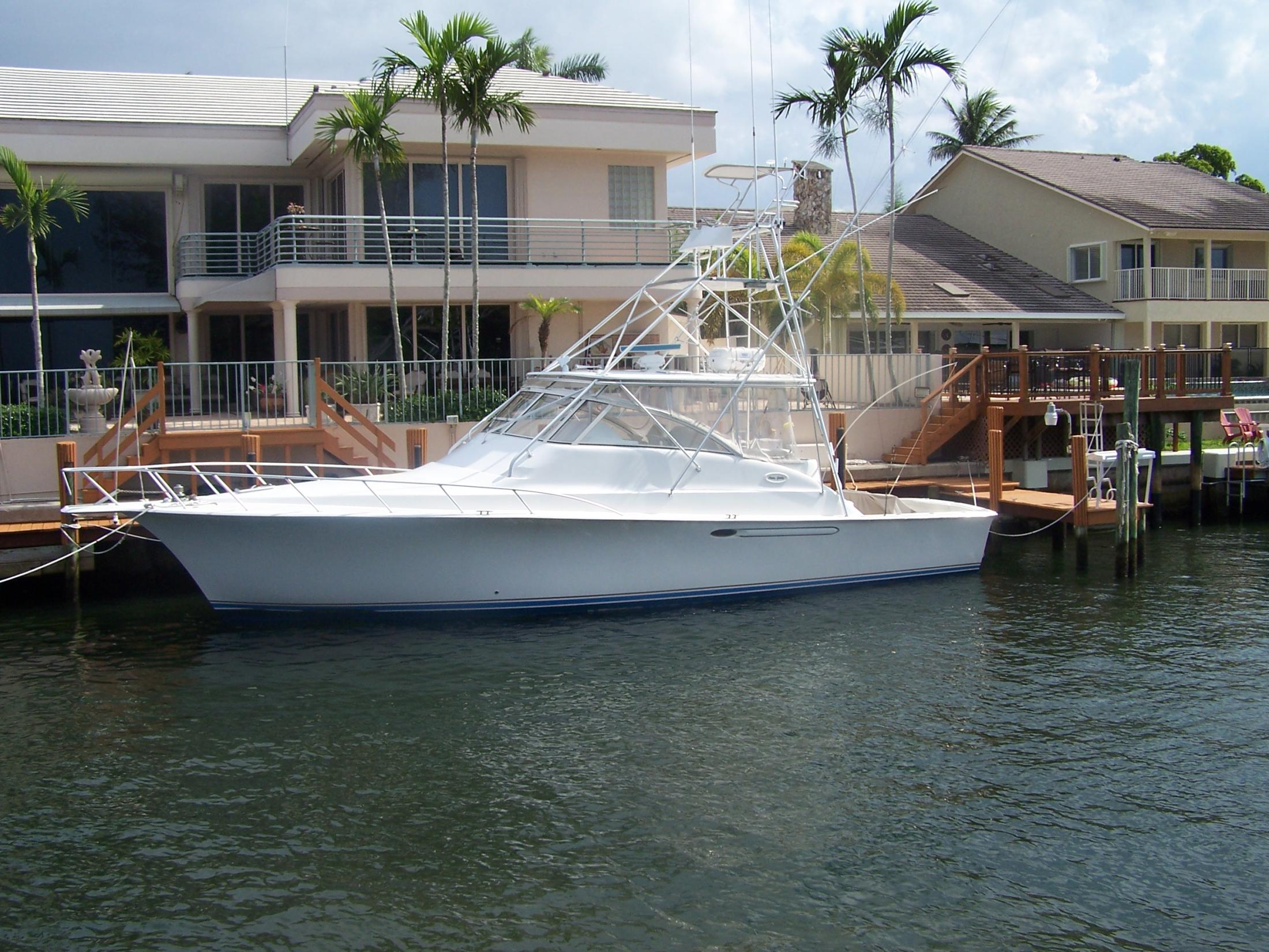 48 ocean yachts 2000 southern pride for sale in north palm for Ocean yachts 48 motor yacht for sale