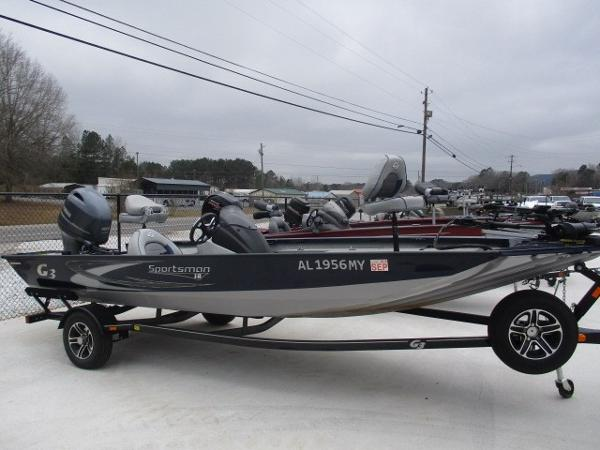 2017 G3 BOATS SPORTSMAN 18 for sale