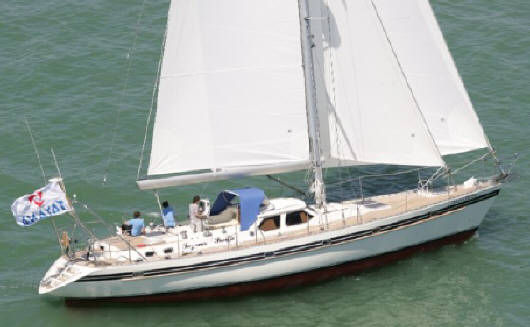 Picture Of:  55' Tayana 55 Deck Salon 2019Yacht For Sale | 11