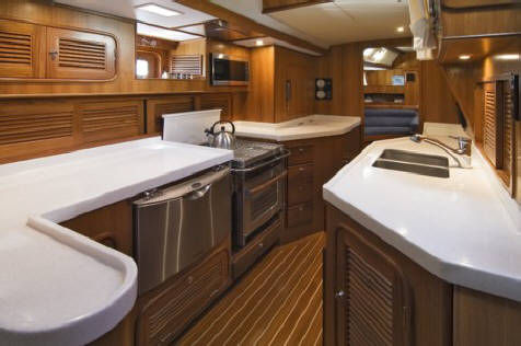 Picture Of:  55' Tayana 55 Deck Salon 2019Yacht For Sale | 3 of 11