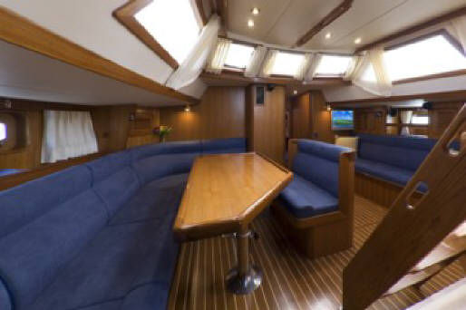 Picture Of:  55' Tayana 55 Deck Salon 2019Yacht For Sale | 4 of 11
