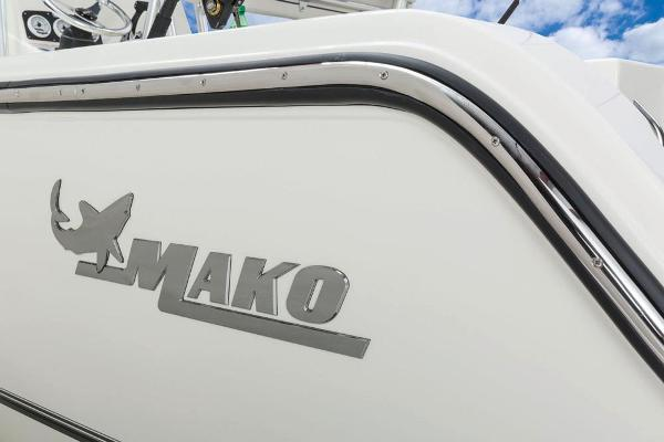 2017 Mako boat for sale, model of the boat is 234 CC & Image # 1221 of 1300
