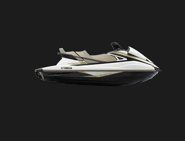 Yamaha WaveRunnerVX Cruiser
