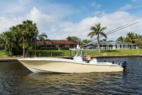 2007 36' Yellowfin 36