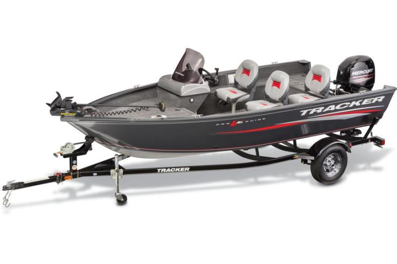 For Sale New 2016 Tracker Boats Pro Guide 16 Sc In