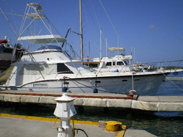 Hatteras 53' Convertible Sports Fishing Boats. Listing Number: M-3676131