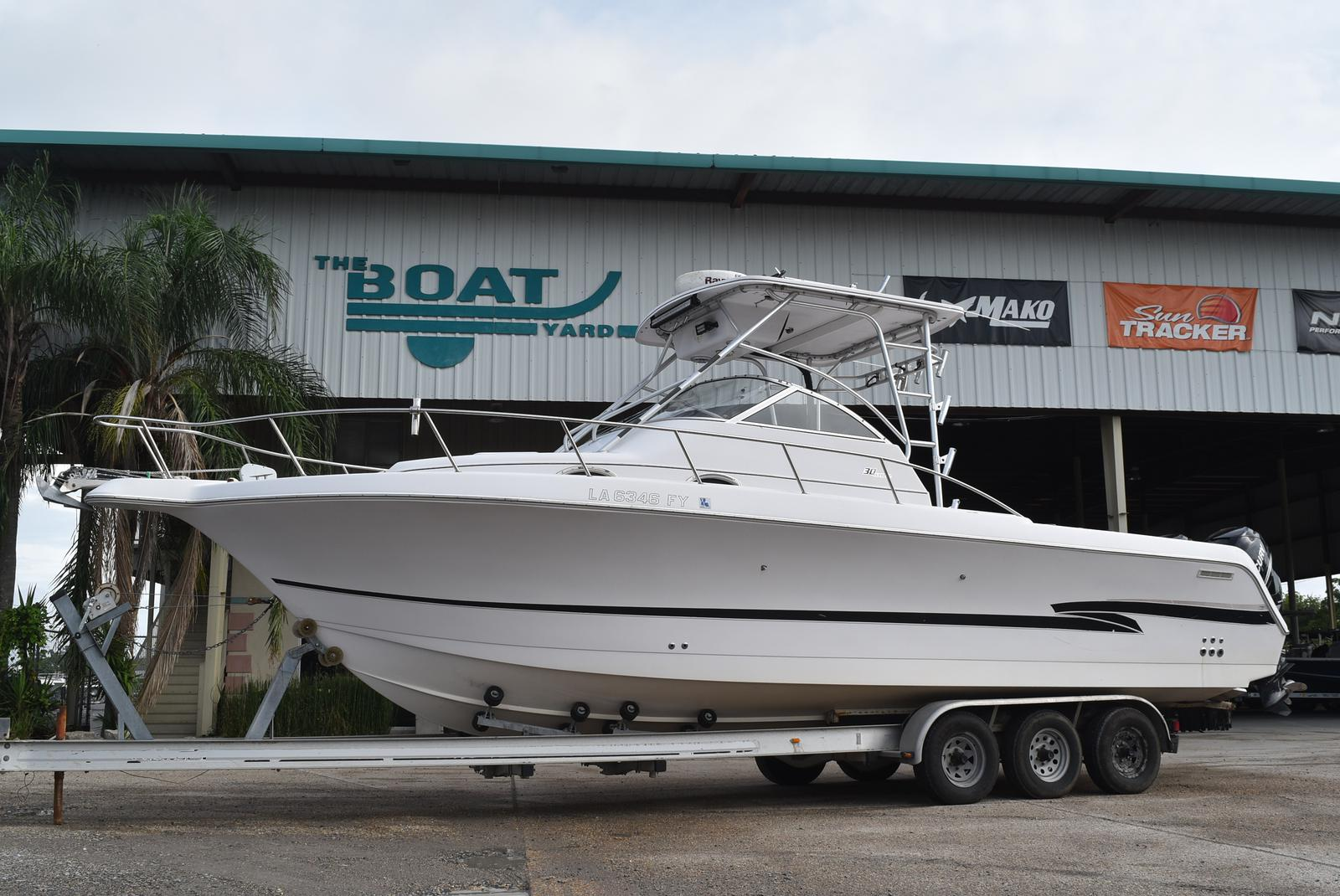 2000 Pro-Line boat for sale, model of the boat is 30 WA & Image # 1 of 35