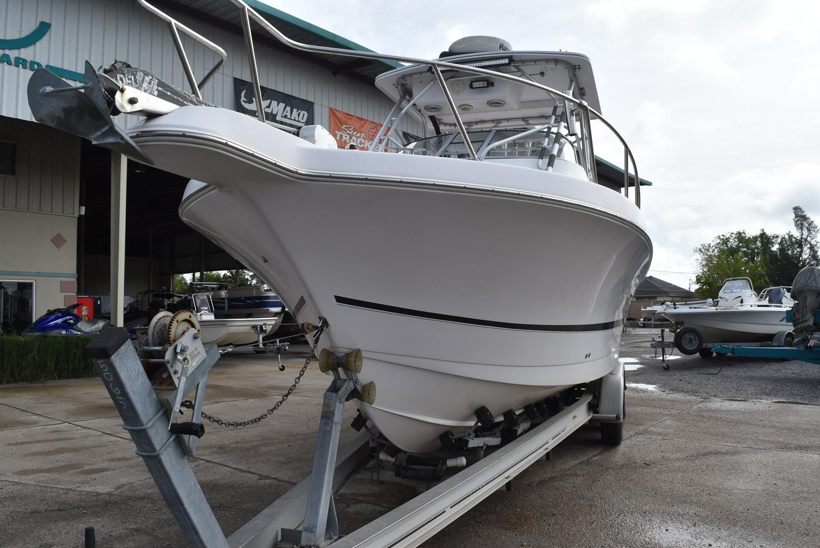 2000 Pro-Line boat for sale, model of the boat is 30 WA & Image # 2 of 35