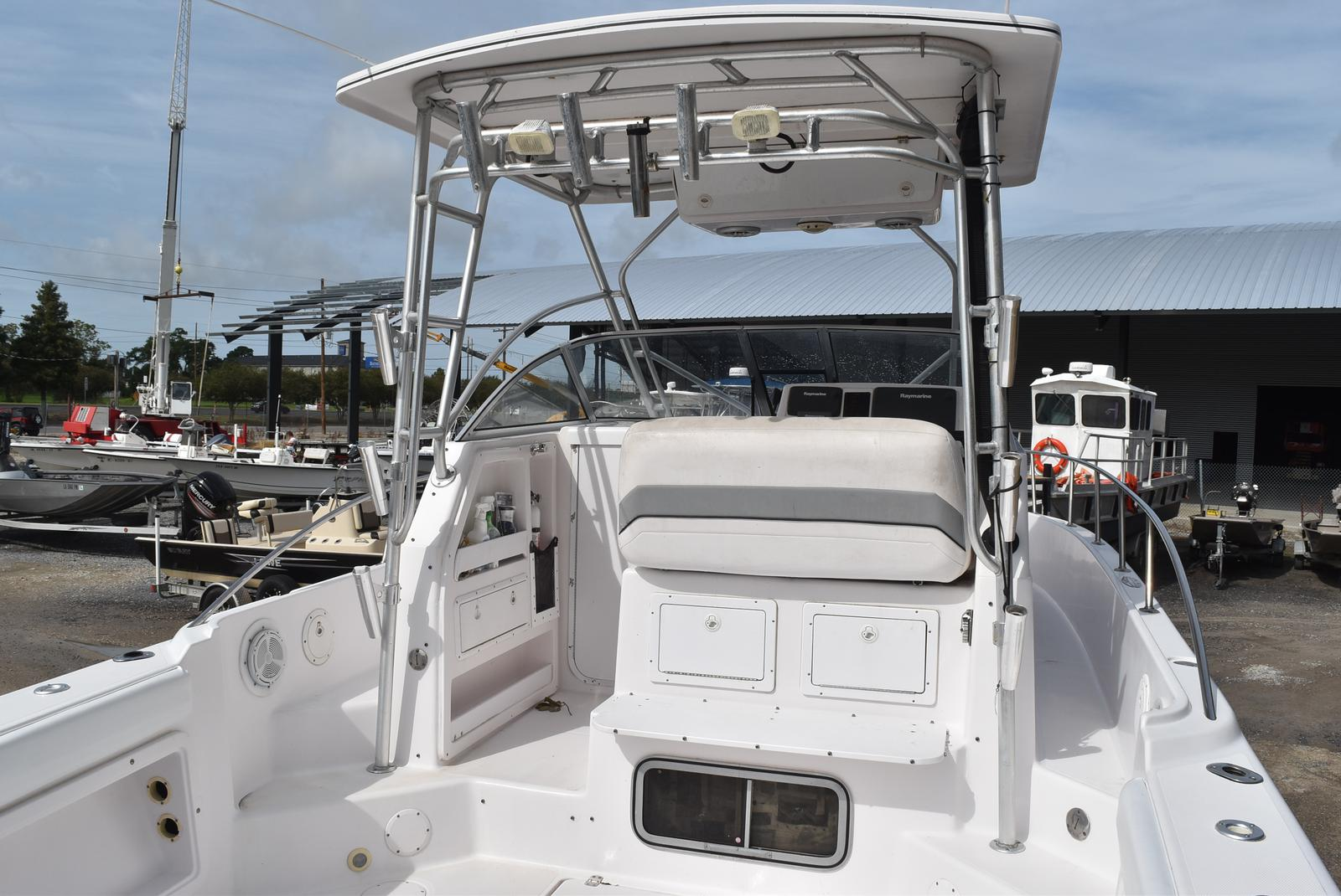 2000 Pro-Line boat for sale, model of the boat is 30 WA & Image # 22 of 35