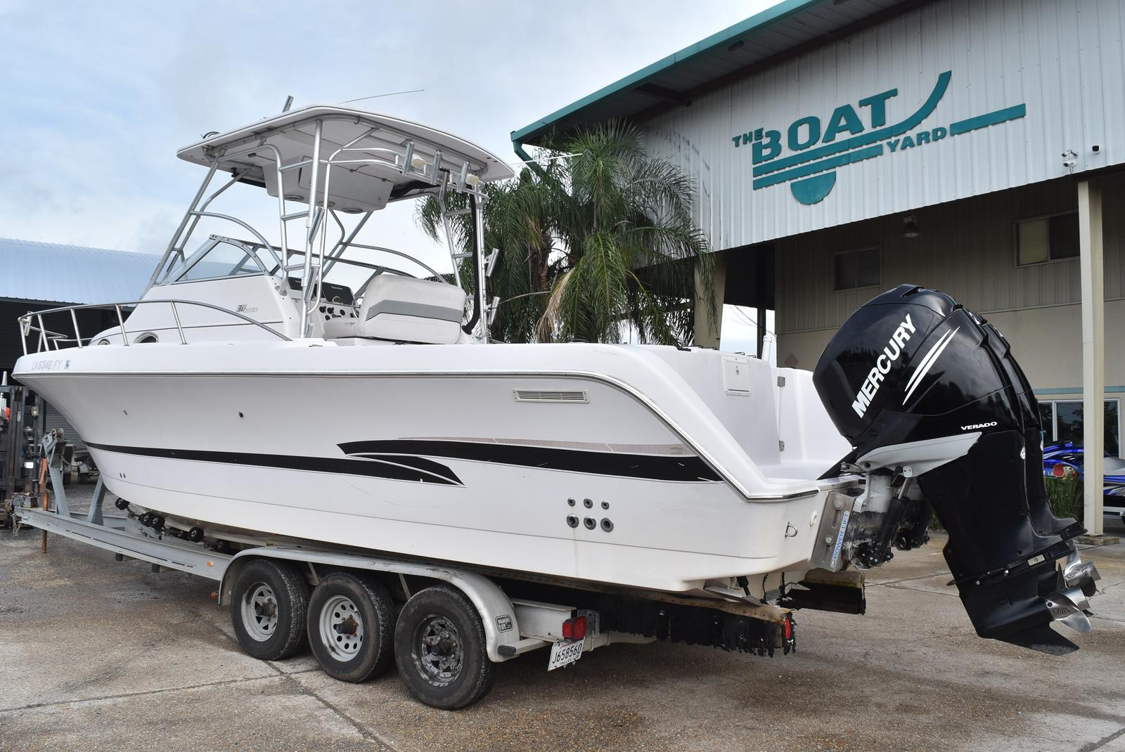 2000 Pro-Line boat for sale, model of the boat is 30 WA & Image # 7 of 35