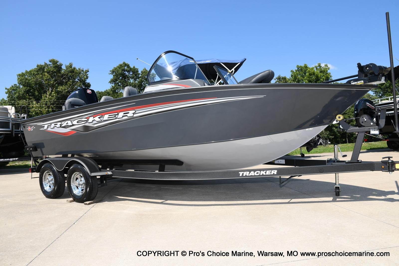 2021 TRACKER BOATS TARGA V 18 COMBO for sale