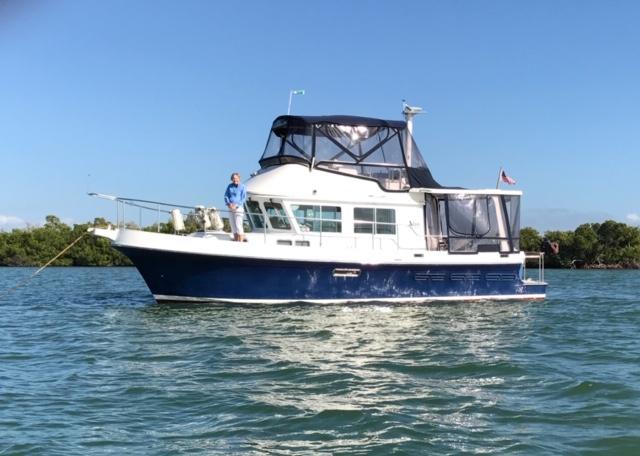 36' Albin 36 Express Trawler