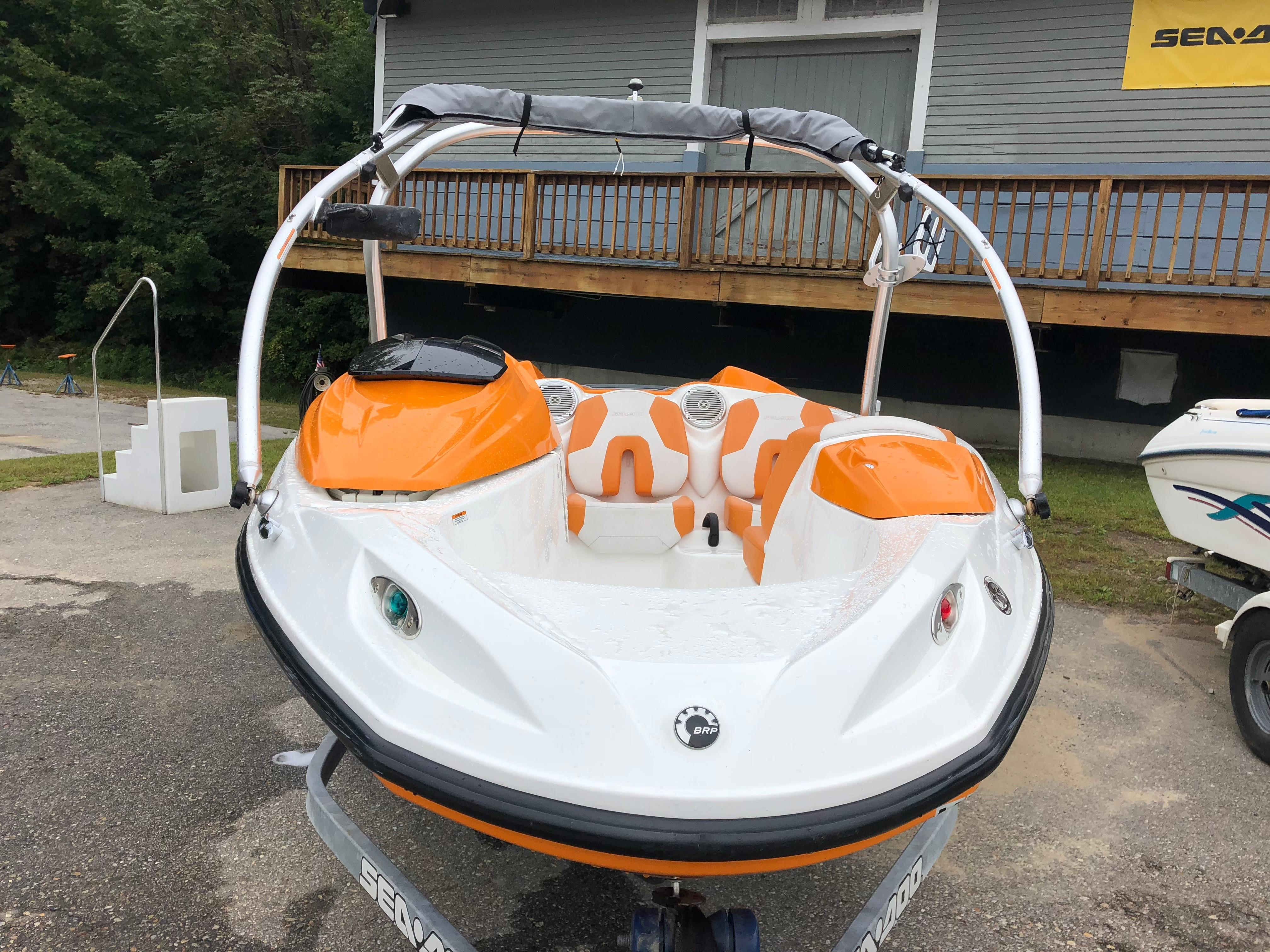 2012 Sea Doo Sportboat boat for sale, model of the boat is Speedster 150 & Image # 6 of 11
