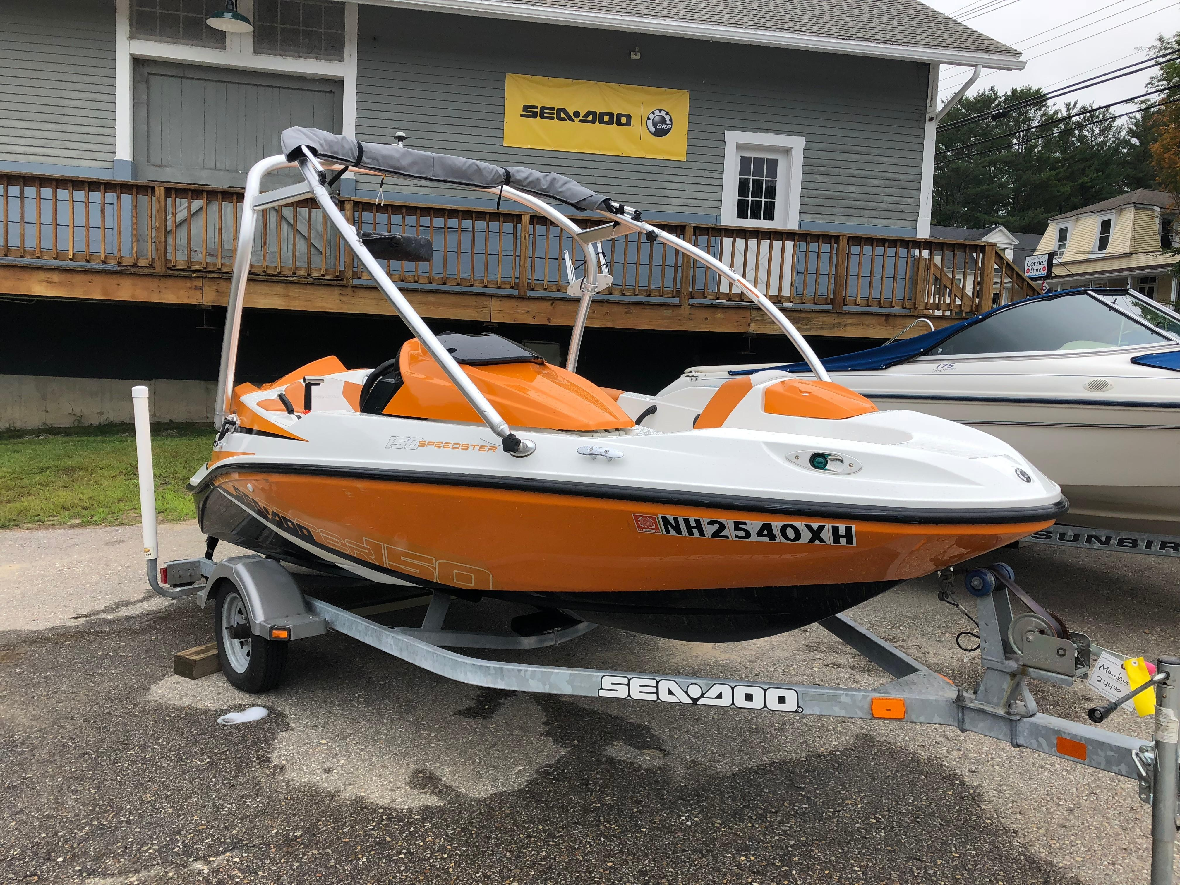 2012 Sea Doo Sportboat boat for sale, model of the boat is Speedster 150 & Image # 5 of 11