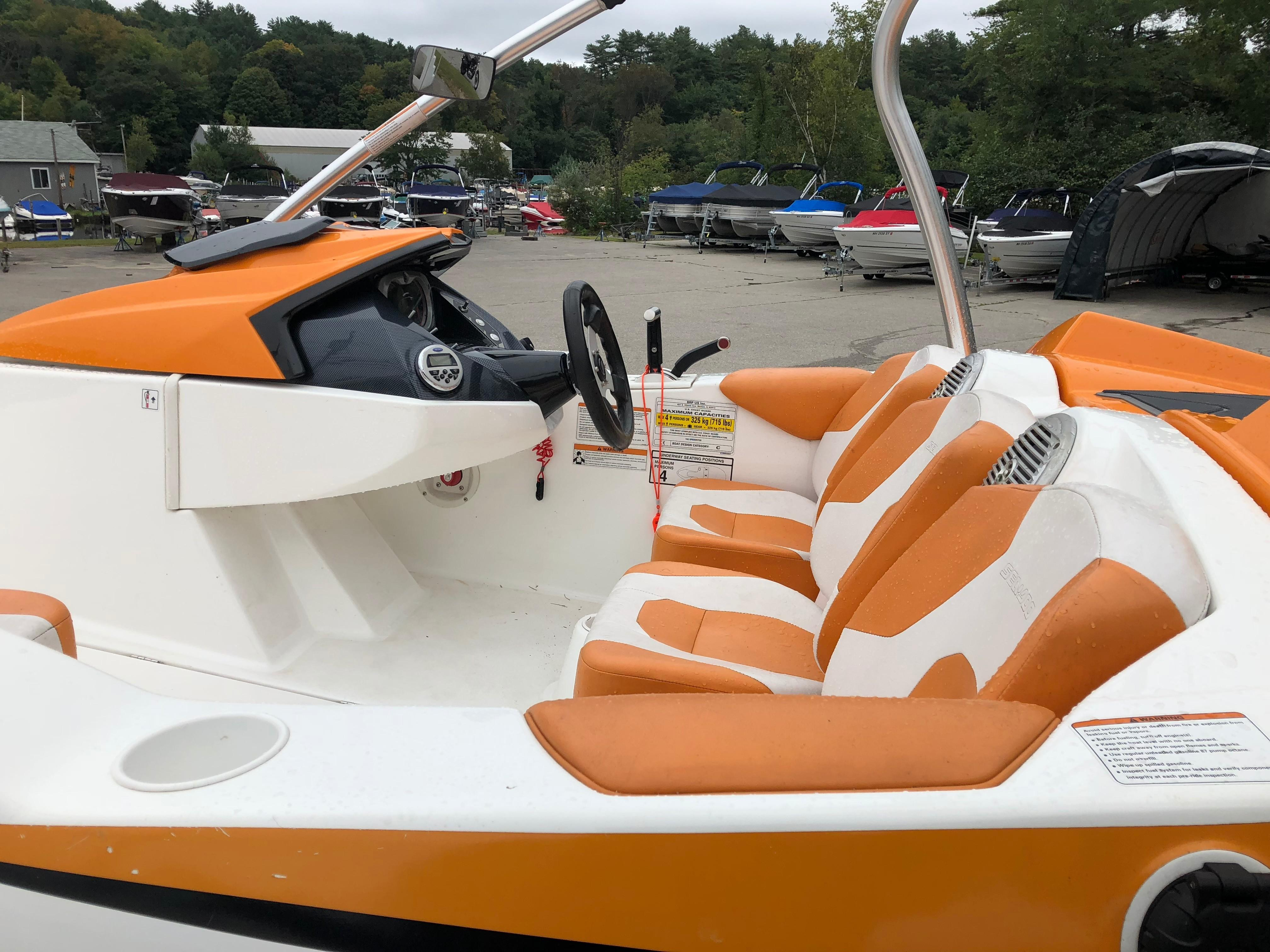 2012 Sea Doo Sportboat boat for sale, model of the boat is Speedster 150 & Image # 2 of 11