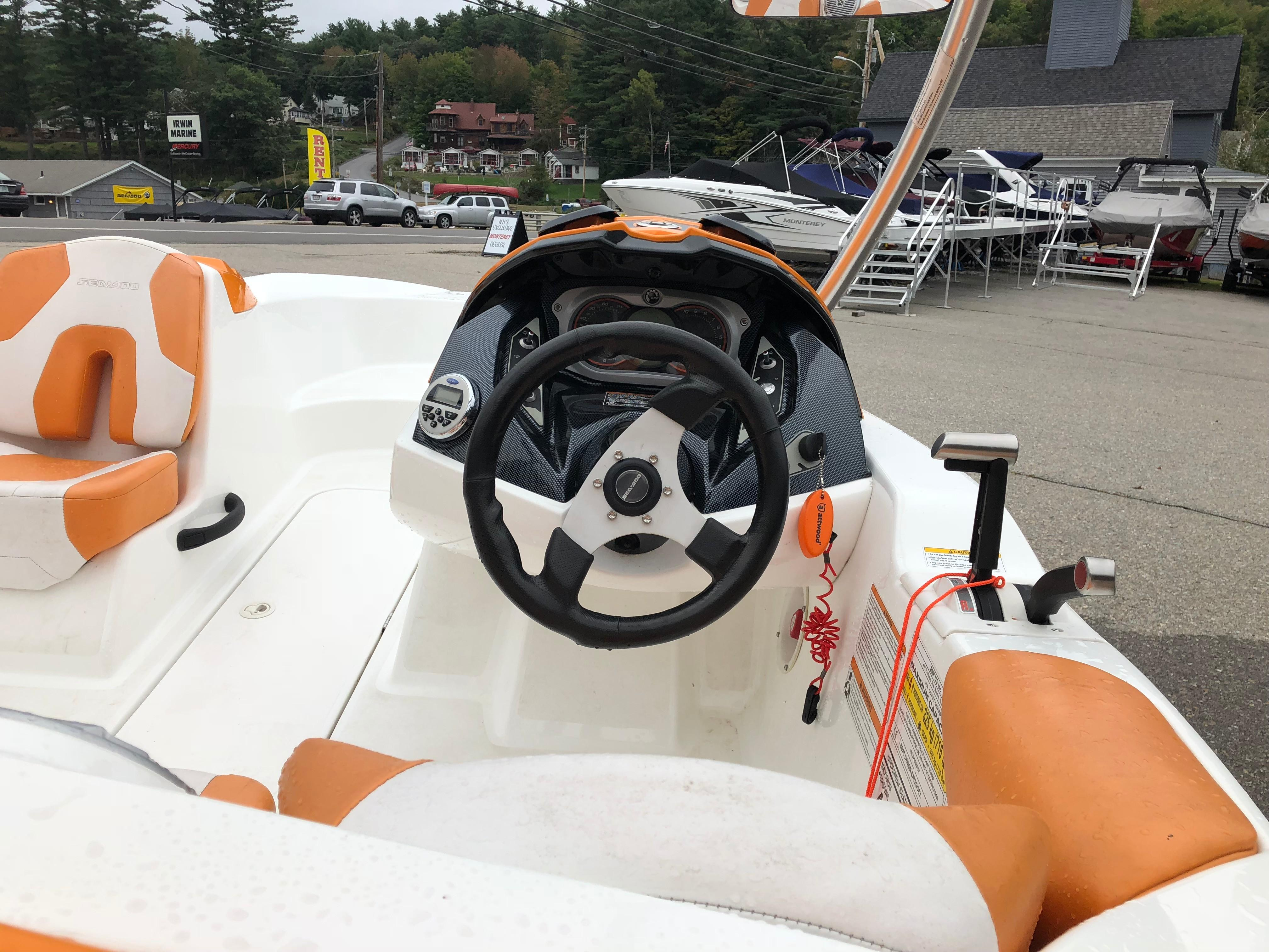 2012 Sea Doo Sportboat boat for sale, model of the boat is Speedster 150 & Image # 11 of 11