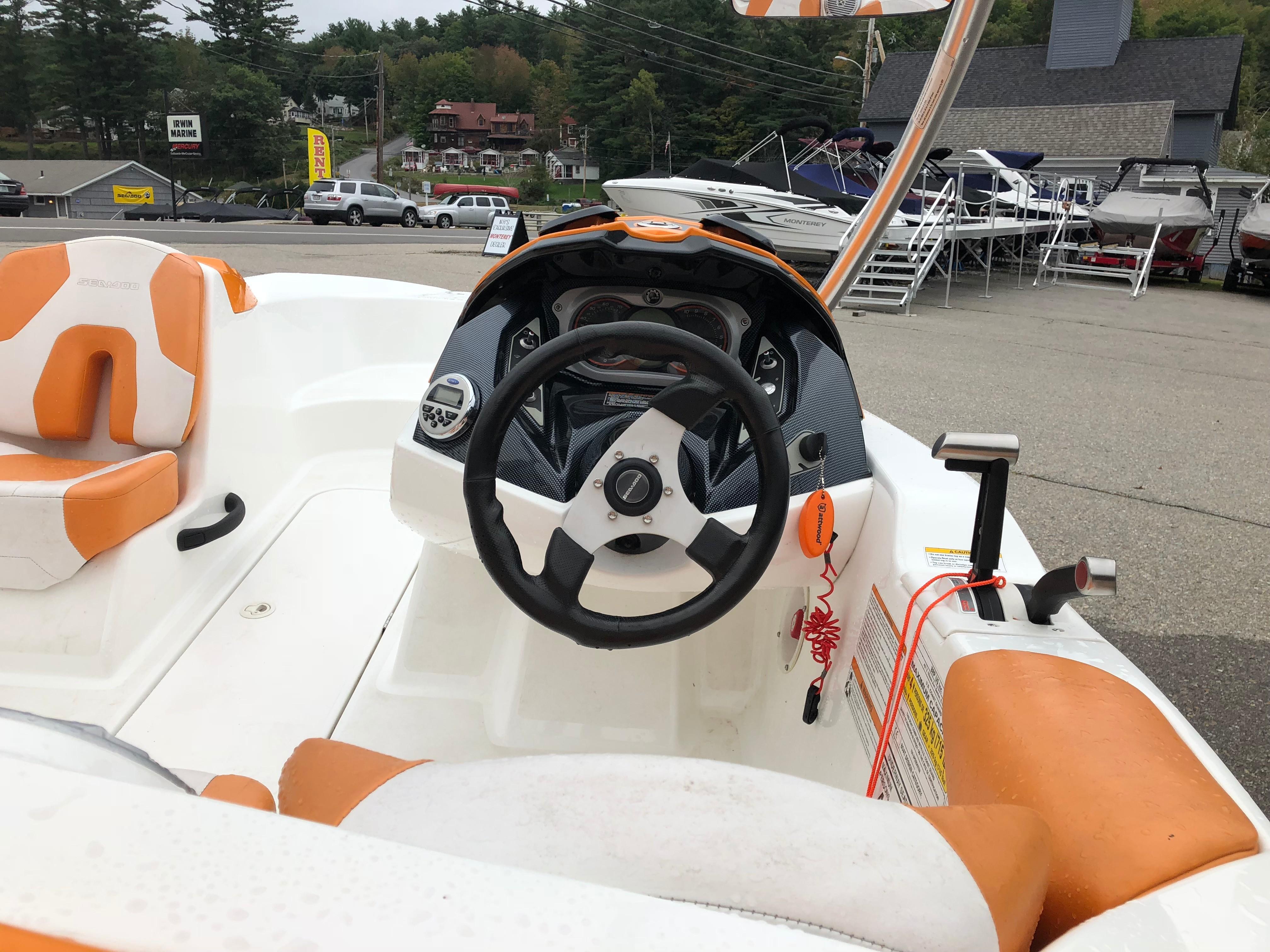 Used 2012 Sea Doo Sportboat Speedster 150 For Sale