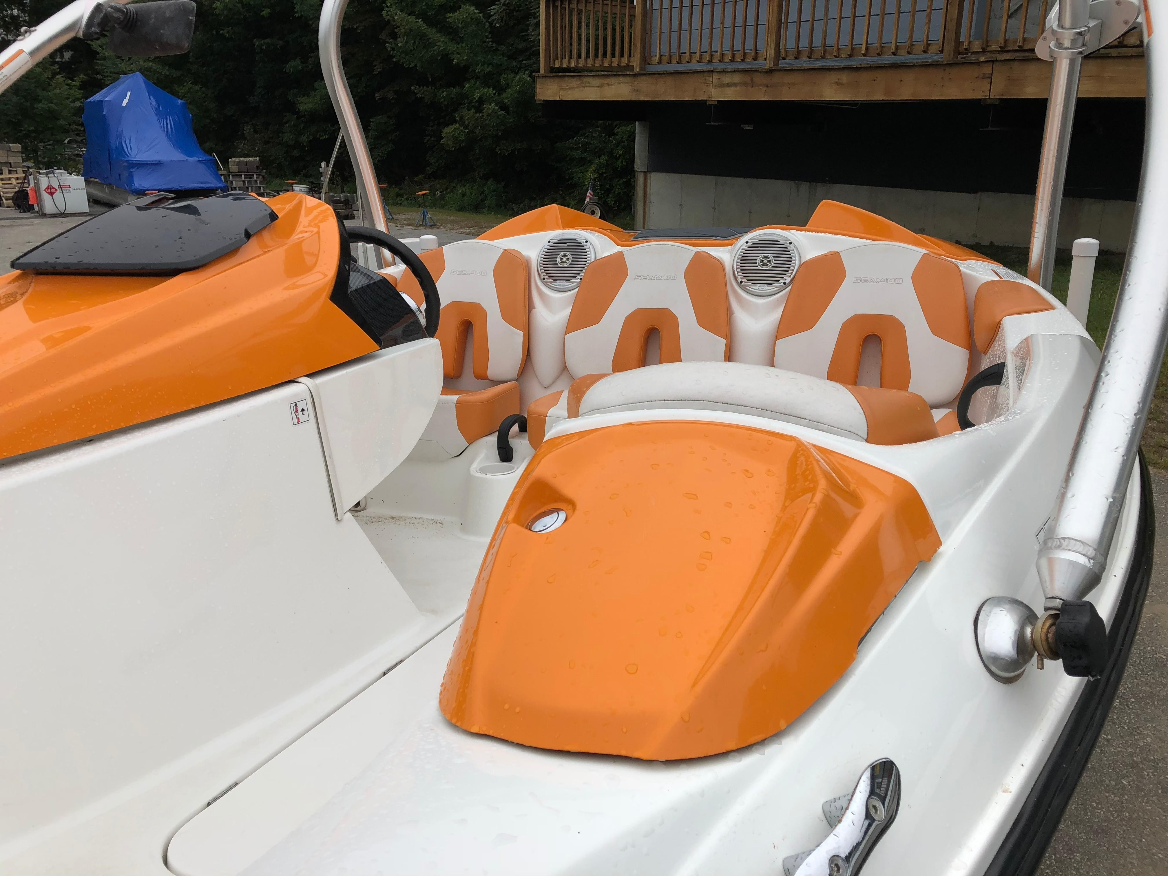 2012 Sea Doo Sportboat boat for sale, model of the boat is Speedster 150 & Image # 4 of 11