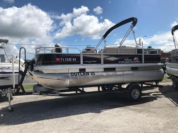 2018 SUN TRACKER BASS BUGGY 18 DLX for sale