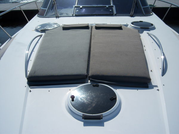 2009 New Custom sunpad
