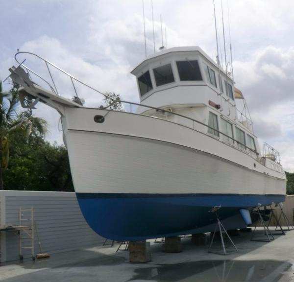 1986 grand banks enclosed pilothouse motor yacht for sale for Grand banks motor yachts for sale