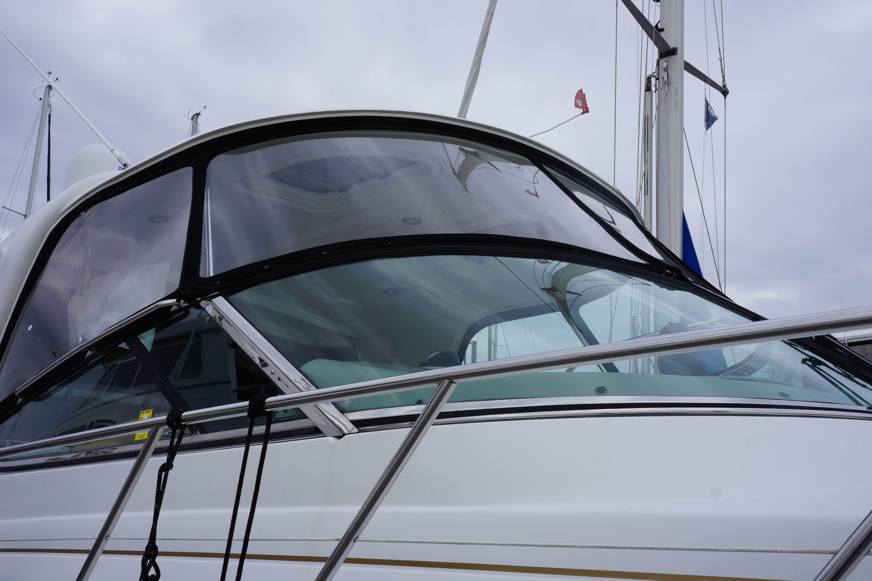 Formula 48 Yacht - Strataglass Enclosure