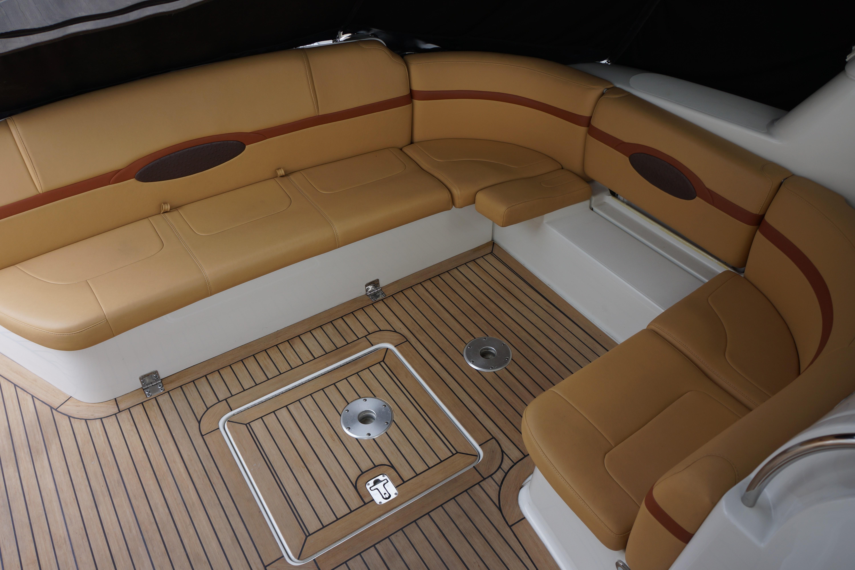 Formula 48 Yacht - Engine Room Hatch