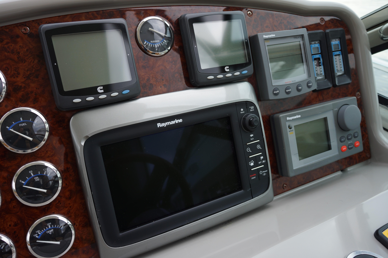 Formula 48 Yacht - Updated GPS