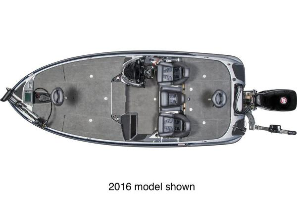 2017 Nitro boat for sale, model of the boat is Z20 & Image # 2 of 10