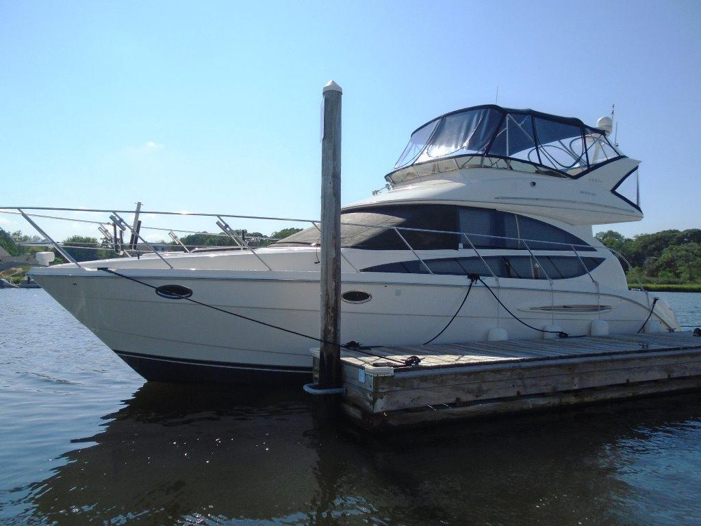 39 Meridian 2007 For Sale In Aquebogue New York Us Denison Yacht Sales