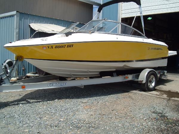 2007 REGAL 1900 BOWRIDER for sale