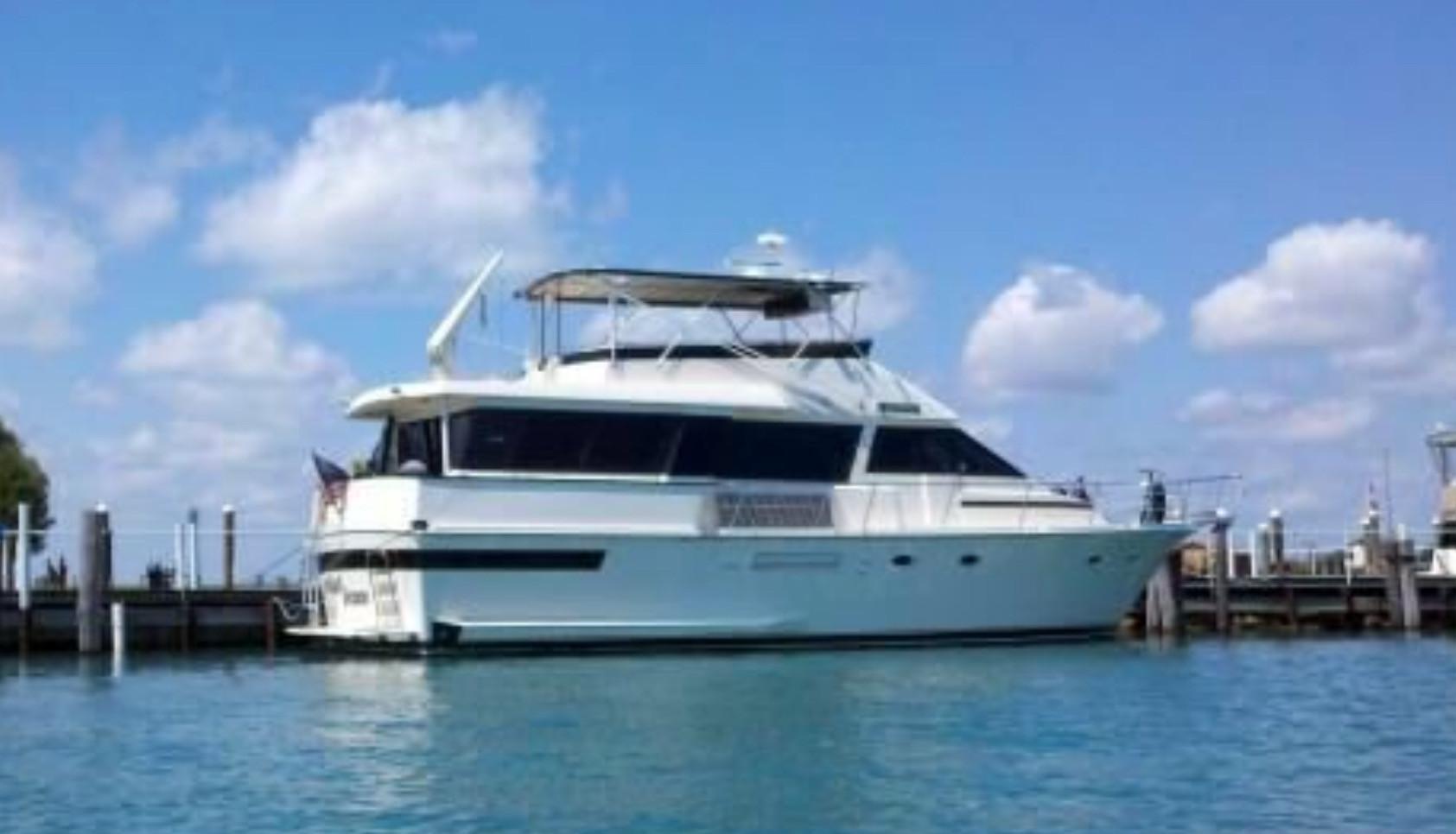 Viking 55 Motor Yacht