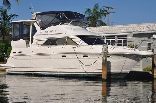 Cruisers 3750 Aft Cabin Motor Yachts. Listing Number: M-3776106