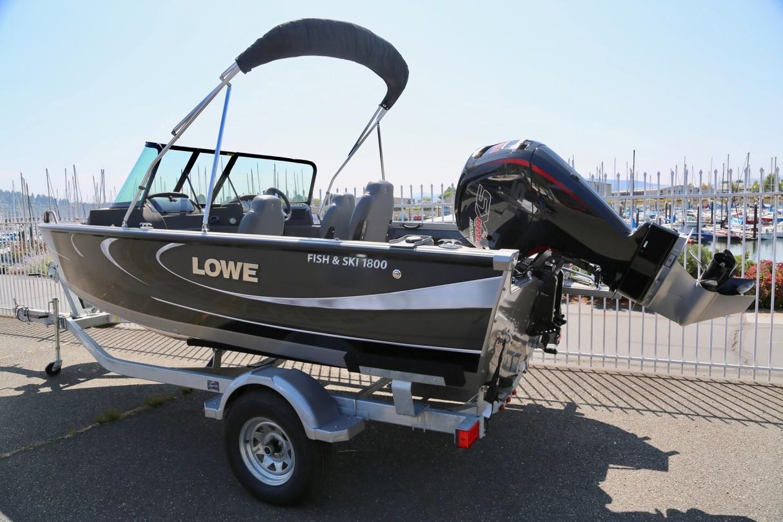 2019 Lowe Fish & Ski FS1800